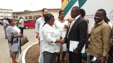Photo of Ghanaian teacher short-listed for Global Teacher Prize