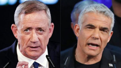 Photo of Netanyahu's election rivals join forces