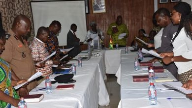 Photo of C'ttee to ensure judicious use of land in Accra inaugurated