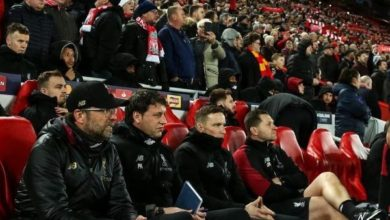 Photo of Liverpool boss urges team not to panic after Bayern draw