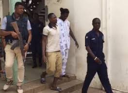 Photo of Dome Kwabenya police station cell break: 13 accused not tried for murder