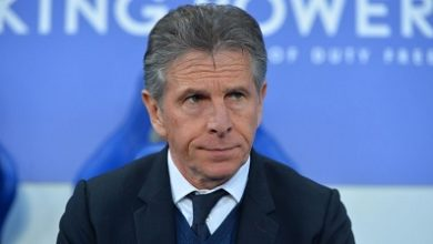 Photo of Leicester manager Claude Puel has been sacked.