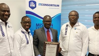 Photo of IT Consortium sets record: becomes first FinTech in Ghana to obtain ISO 27001:2013 certification