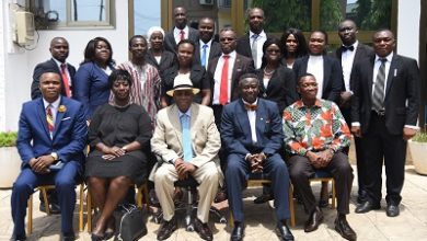 Photo of Gamey and Gamey Institute graduates 22 students