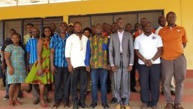 Photo of NSA boss inspects sports facilities in V/R
