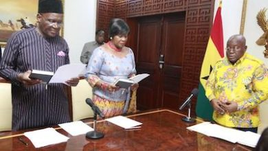 Photo of President appoints two new envoys