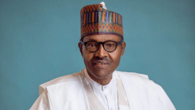 Photo of President congratulates Nigerian President Buhari on re-election