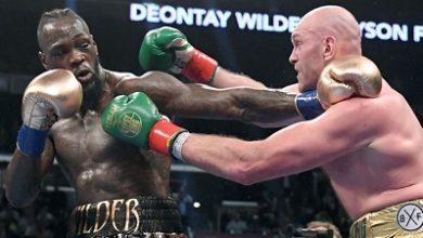 Photo of Tyson Fury-Wilder rematch put off