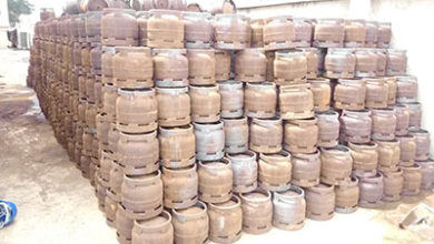 Photo of GSA closes down unlicensed gas cylinder manufacturing factory