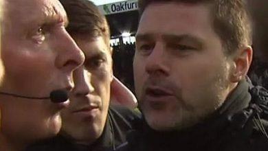 Photo of Spurs coach furious after Burnley defeat