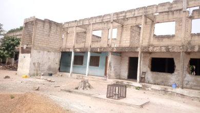 Photo of ICCES seeks help to complete abandoned two-storey hostel project