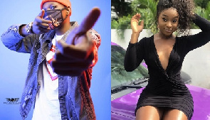Photo of I will pay big for your love – Nigerian rapper tells Efia Odo