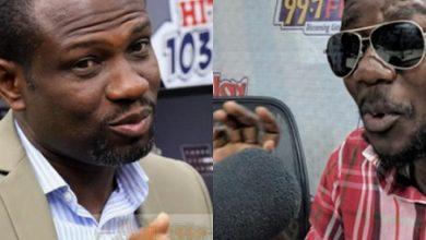 Photo of Mark Okraku replies Tic after saying 3 musicians control Ghana's music