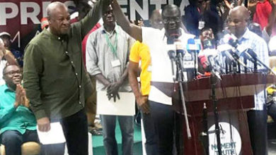 Photo of NDC Presidential primary: Its John Mahama again!