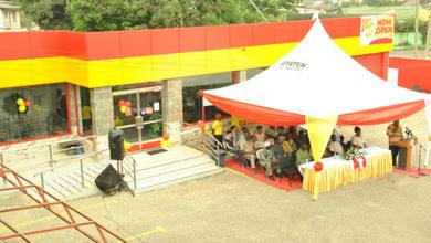 Photo of Papaye outdoors new restaurant at Awudome