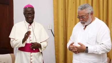 Photo of Catholic Archbishop of Accra lauds former Pres Rawlings