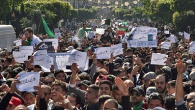Photo of Algeria protests: The beginning of the end?