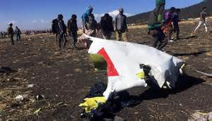 Photo of Ethiopian Airlines 'black boxes' found