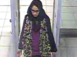 Photo of IS bride 'should live in Holland-husband