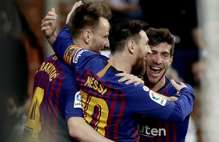 Photo of Barca beat Real again… edge closer to La Liga title
