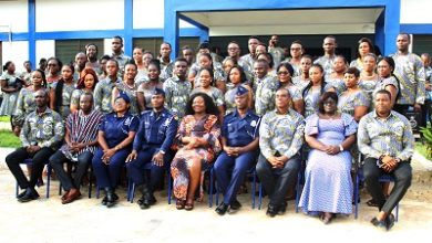 Photo of Professionalism is key in policing – CID boss