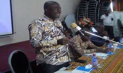 Photo of Daasebre Diawuo: Implementation of ROPAA will consolidate democratic governance