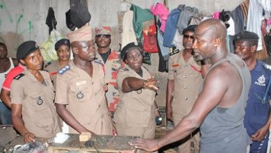 Photo of Ministry's Fire Station embarks on simulation exercise