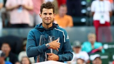 Photo of Thiem beats Federer to win Indian Wells title