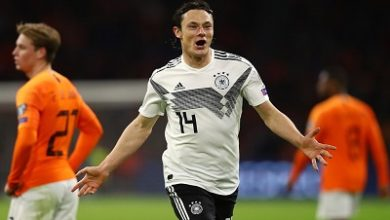 Photo of New-look Germany edge Holland