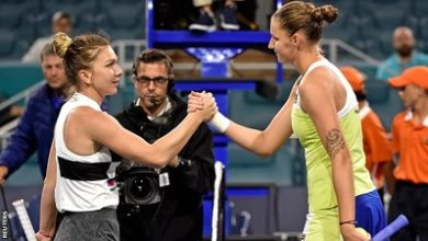 Photo of Halep misses number one spot