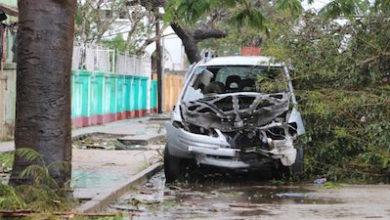 Photo of Horrifying damage from Cyclone Idai