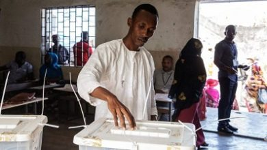 Photo of Comoros islanders elect new president