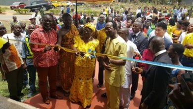 Photo of MTN Foundation inaugurates library, ICT for NJUASCO