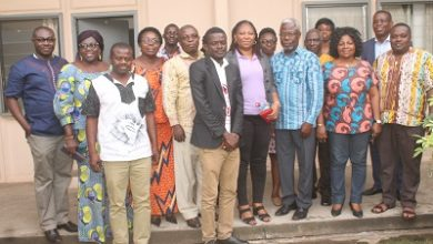 Photo of Graphic staff members commiserate with NTC over assault of journalists