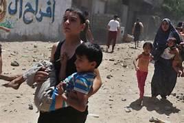 Photo of 7 injured as Gaza rocket hits Israeli home