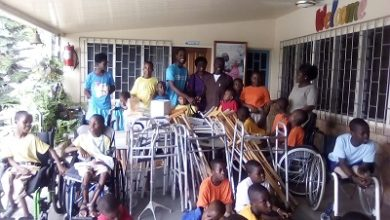 Photo of Orthopedic Centre receives medical items
