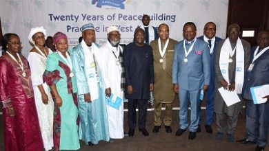 Photo of Veep urges ECOWAS countries to support CSOs