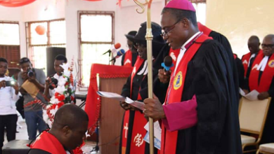 Photo of Support your leaders to do the work of God – Very Rev. Tawiah Danquah tells Christians.
