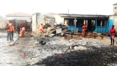 Photo of Fire causes havoc in Berekum
