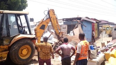 Photo of Construction of lorry park begins at Shiashie …as Assembly demolishes 200 illegal structures