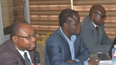 Photo of Meeting to discuss improved healthcare delivery underway in Accra