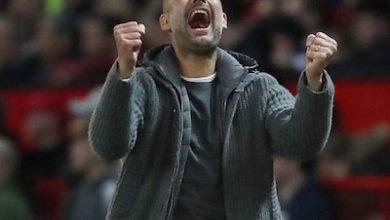 Photo of Guardiola: We're still not champs, despite win