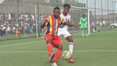 Photo of WAFA stun Hearts at Sogakope