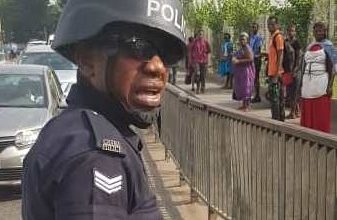 Photo of Policeman convicted, fined Gh¢600 for traffic offence