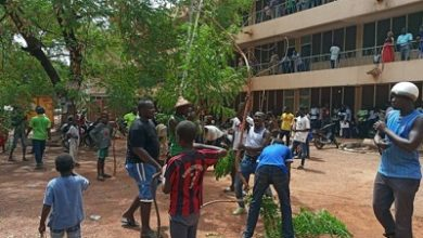 Photo of Gumbihini residents invade MCE's office over projects