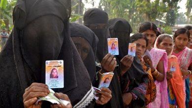 Photo of India's marathon election kicks off