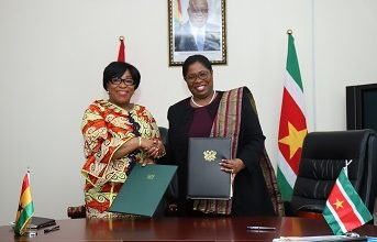 Photo of Ghana, Suriname sign agreements to deepen cooperation