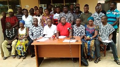 Photo of Don't allow NPP to collapse in Tain – Concerned party members