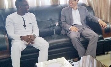 Photo of Minister wants more Chinese investments in Central Region