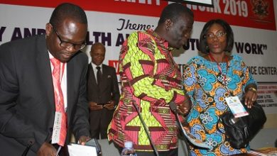 Photo of Ghana marks World Day for Safety and Health at Work